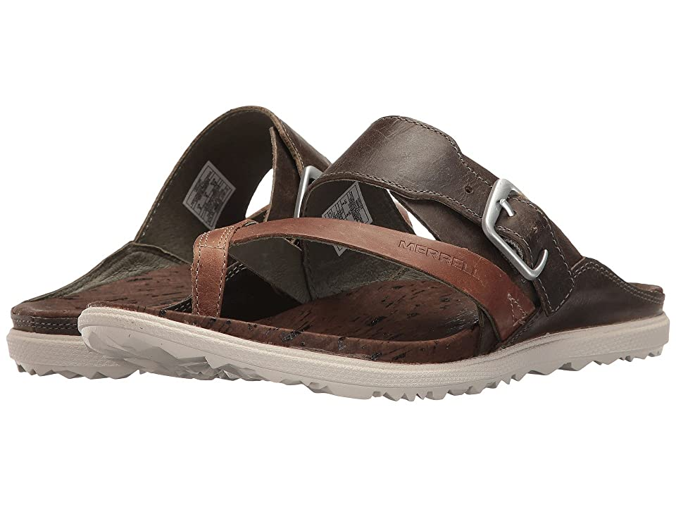 Merrell Around Town Thong Buckle (Vertiver) Women
