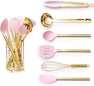 pink gold pan