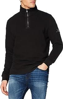 TOM TAILOR Men's Ottoman Sweatshirt