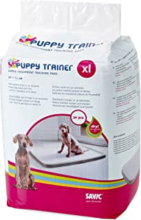 Savic Puppy Trainer Refill Pads, Large, Creme