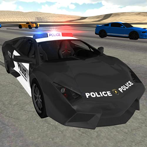 Police Car Driving Simulator