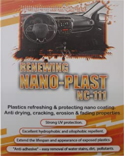 Nano NC-111 Renewing Dashboard Protector Car Plastic Protection [Anti Scratch and Dust] UV Sun Protection for Dash Board –...