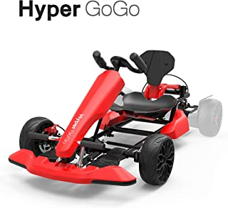 HYPER GOGO GoKart Kit - Hoverboard Attachment - Compatible with All Hover Boards