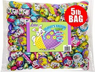 R.M. Palmer Easter Basket Mix | Double Crisp | Peanut Butter | Fudge | Bulk Bag | Individually Wrapped | Assortment of Eas...