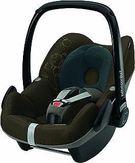 Bebé Confort Silla para coche Pebble, grupo 0 marrón marrón y azul Talla:Medium