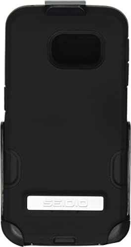 2021 Seidio Carrying Case for Samsung Galaxy S6 Edge - Retail popular Packaging - outlet sale Black sale