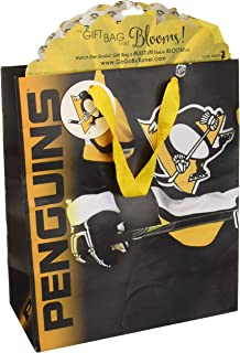 Turner Licensing Sport Pittsburgh Penguins Large Gogo Gift Bag (8931033)