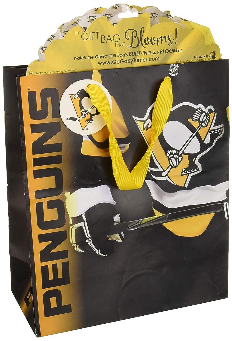 Turner Licensing Sport Pittsburgh Penguins Large Gogo Gift Bag (8931033)