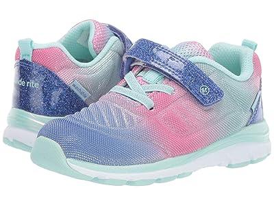 Stride Rite M2P Cora (Toddler) (Purple/Pink) Girls Shoes