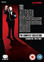 The Alfred Hitchcock Hour Complete Collection The Alfred Hitchcock Hour - Seasons 1, 2 & 3 93 Episodes NON-USA FORMAT, PAL, Reg.0 United Kingdom