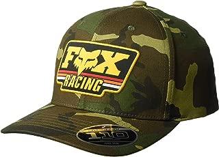 fox throwback trucker hat