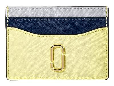 Marc Jacobs Snapshot Card Case (Sun Multi) Credit card Wallet
