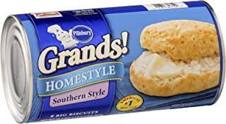 Pillsbury Grands Homestyle Southern Style Biscuits 16.3 Ounce -- 12 per case.