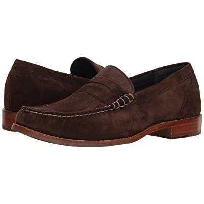 Cole Haan Pinch Grand Casual Penny Loafer (Muir Suede) Men