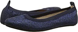 Yosi Samra Kids - Miss Samara Glitter Ballet Flat (Toddler/Little Kid/Big Kid)