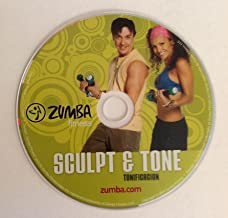 Zumba Fitness Sculpt and Tone DVD