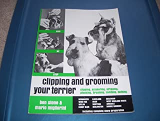 Clipping and Grooming Your Terrier