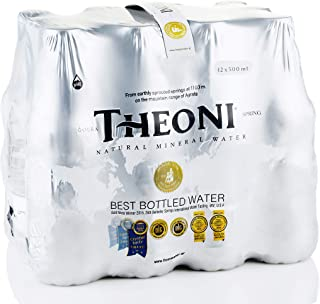 Theoni Natural Mineral Water 12 x 500 ML pack