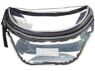 Vans Clear Cut Fanny Bag (Iridescent/Black) Bags