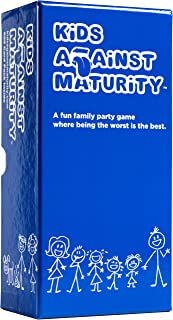Kids Against Maturity: Card Game for Kids and Families,...