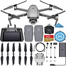 $1995 Get DJI Mavic 2 Pro Drone Quadcopter with Smart Controller with 2 Batteries + SanDisk Extreme 64GB + Landing Pad + Card Reader and 1-Year Warranty