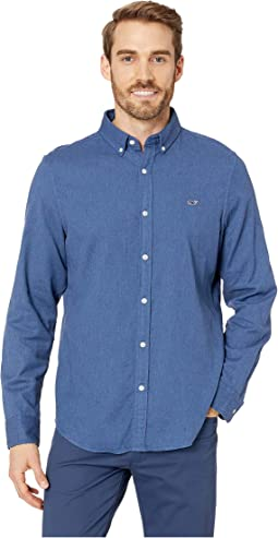 Crafts Field Slim Whale Shirt
