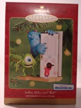 Monsters, Inc. 2001 Keepsake Ornament - Sulley, Mike, and