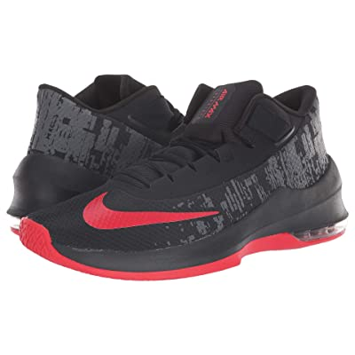 Nike Air Max Infuriate 2 Mid (Black/University Red/Anthracite) Men