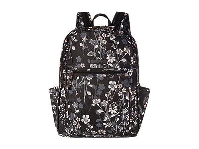 Vera Bradley Lighten Up Grand Backpack (Holland Bouquet) Backpack Bags