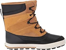Wheat/Black Leather