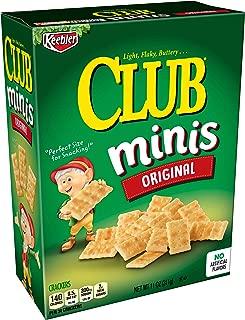 Keebler Club Crackers, Minis, Original, 11 oz Box