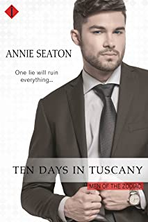 Ten Days in Tuscany (Men of the Zodiac Book 4) (English Edition)