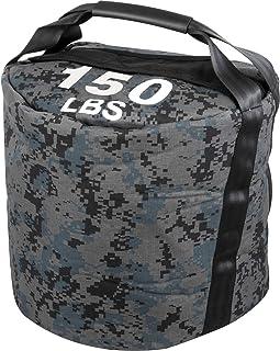 VEVOR Sacchetto di Sabbia Fitness 68KG Sandbag Fitness Portatile Kettlebell Sabbia