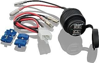 Show Chrome Accessories 52-820 USB Accessory Socket