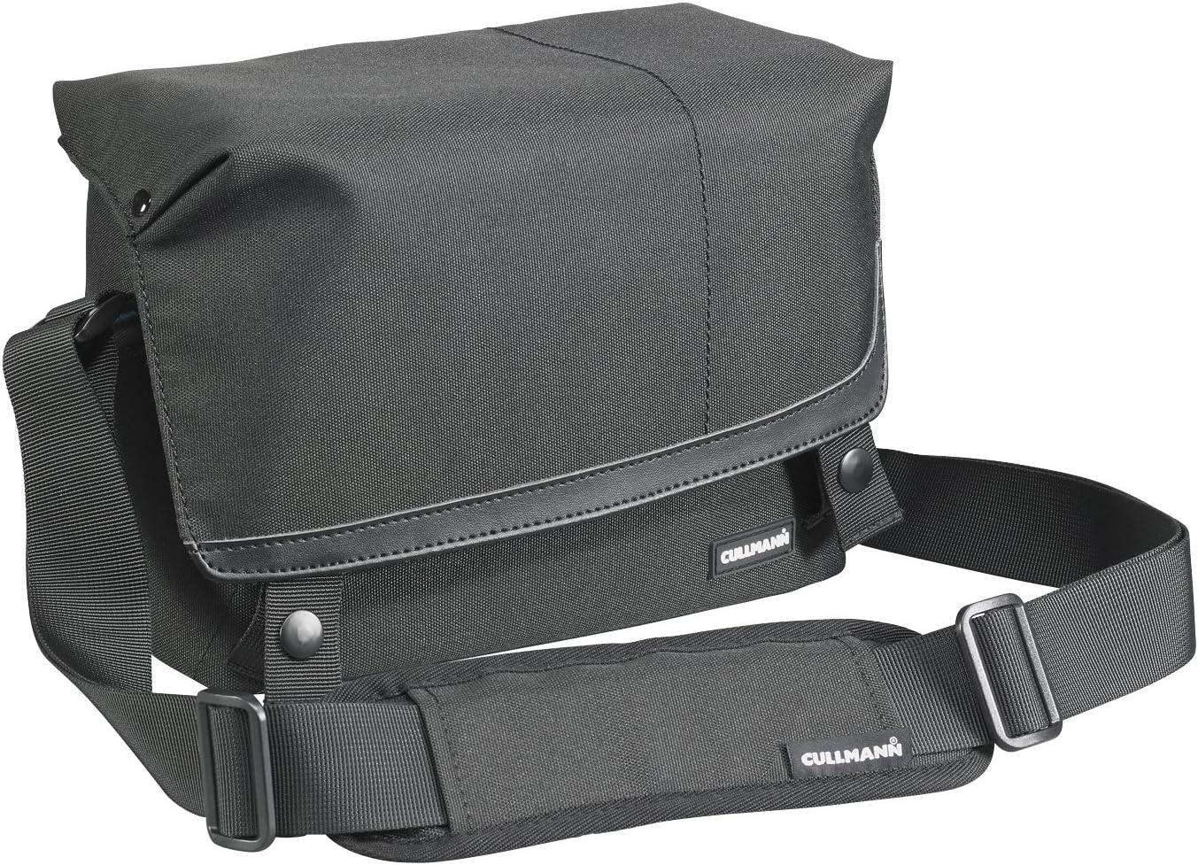 Cullmann 98180 Madrid Two Vario 200 Schwarz Kameratasche Innenmaße Bxhxt 90x140x75mm