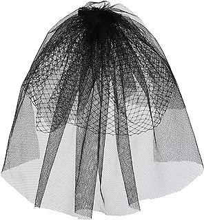 Ayliss Women Mesh Veils Bridal Birdcage Veil Short Wedding Face Veil with Clip