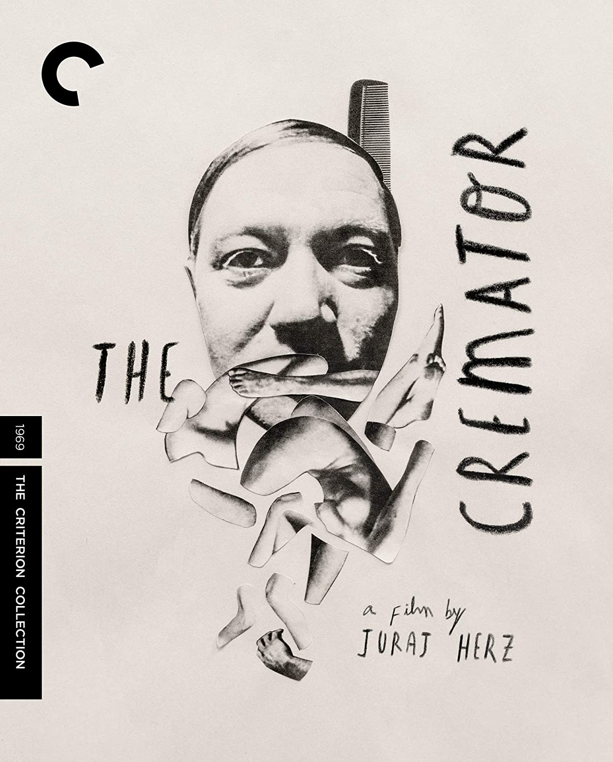 Finally popular brand The Many popular brands Cremator Criterion Blu-ray Collection