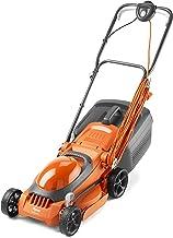 Sponsored Ad – Flymo EasiMow 340R Electric Rotary Lawn Mower - 34 cm Cutting Width, 35 Litre Grass Box, Close Edge Cuttin...