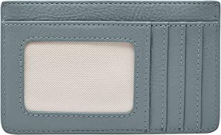 Fossil Women's Coin Purse, 5.43''L x 0.15''W x 3.35''H, Light Blue