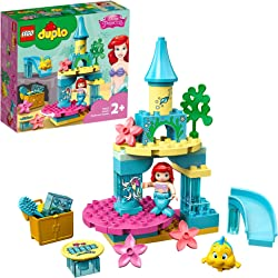 DUPLO Princess TM Disney Princess Castillo Submarino