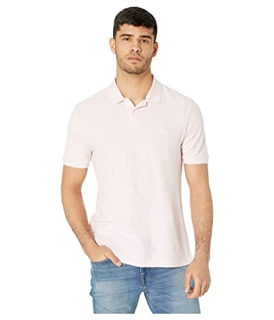 Original Penguin Daddy Polo (Parfait Pink) Men