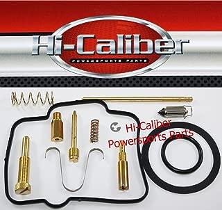 Hi-Caliber Powersports Parts OEM QUALITY Carburetor Carb Rebuild Kit for the 1985 Honda ATC 250R ATV