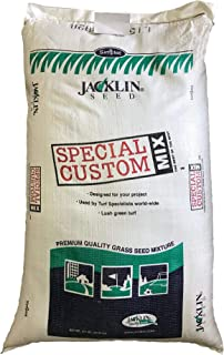 Jacklin Seed - Heisman Mix | 85% Kentucky Bluegrass, 15% Perennial Ryegrass | Certified Grass Seed (30 lbs (12,000 sq ft))