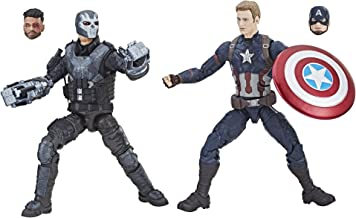 Hasbro Marvel Studios: The First Ten Years Captain America: Civil War Captain America and Crossbones