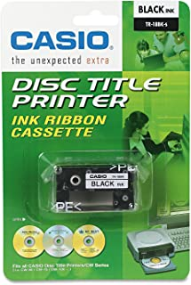CSOTR18BK - Casio TR18BK Thermal Ink Ribbon Cartridge