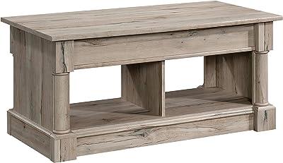 Superb Amazon Com Sauder Harbor View Lift Top Coffee Table L Evergreenethics Interior Chair Design Evergreenethicsorg