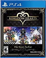 Kingdom Hearts The Story So Far Play Station 4 - HD Collection Edition - PlayStation 4