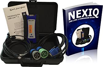 Nexiq Technologies 124032 USB Link 2 with Companion Guide