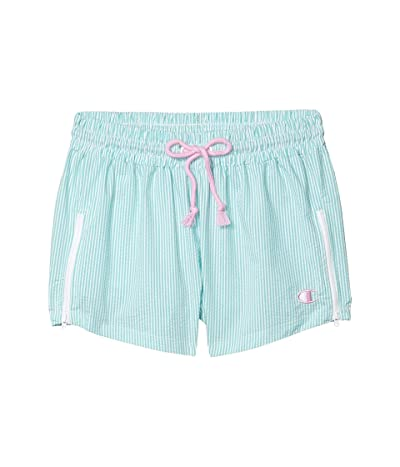 Champion Seersucker Shorts Women