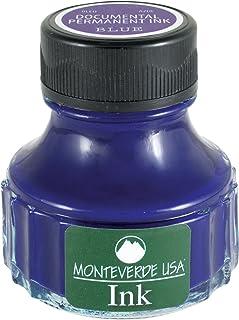 Monteverde USA Ink, 90 ml Documental Permanent Blue (G308DU)